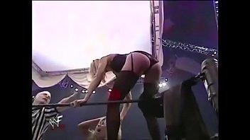 Stacy keibler sex stance Torrie wilson vs stacy keibler. lingerie match. no mercy 2001.