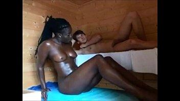 Swingers Invite a Black Babe Video