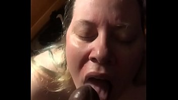 Fetti my dick sucked by my sub snowbunny