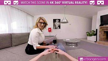 10809 VRBangers.com Busty Teacher Katerina Hartlova Seduces and Sucks Student preview