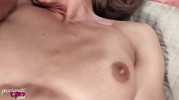 Horny Mom Sensual Fingering and Hard Doggy Sex - Homemade