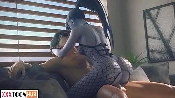 Overwatch Hot Sexy Scenes - XXXtoonHUB.com