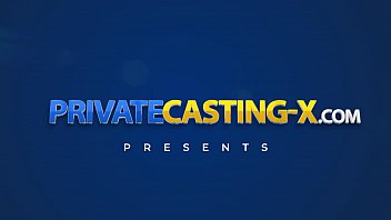 Private Casting X - 18 y.o. party girl BBC Anna Mae audition