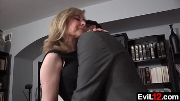 Beautiful Sophisticated Stepmom And Younger Stepson Have Hot Sex