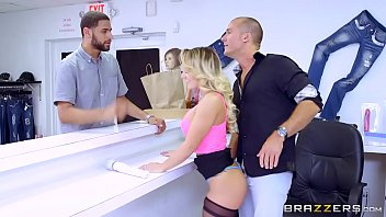 Girls laughiing at my short penis - Brazzers - cali carter - big tits at work