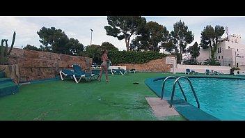 TRAVEL SHOW ASS DRIVER - Mallorca with Sasha Bikeyeva part 1. Apartment in Ses Illetas صورة