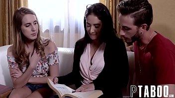 Teen help with homework - Little help with her homework ft cadence lux, sheena ryder