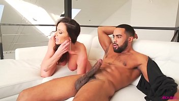 Kendra Lust deeply loves that black cock