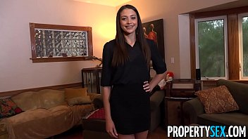 PropertySex - Hot new real estate agent fucks to sell first house