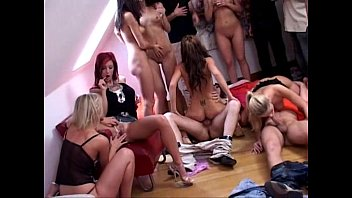 Groupsex Party - Ashley Robbins