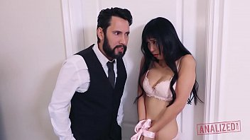 Japanese Sex Slave Marica Comes out of the Closet for some Rough Anal Punishment - Featuring: Marica Hase / Tommy Pistol