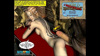 World of erotic comics 3d comic: world of neverquest chronicles 2