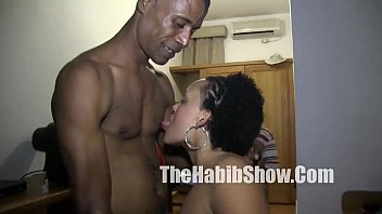 Dominican Hood  BF does a quickie ie