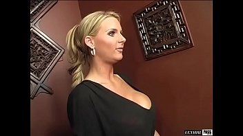 Phoenix Marie sucks dick at the gloryhole confessional