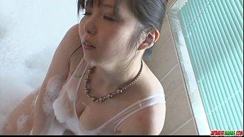 Sexy Haruka Oosawa solo girl action