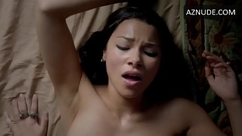 Jessica Parker Kennedy Breasts, Lesbian Scene in Black Sails