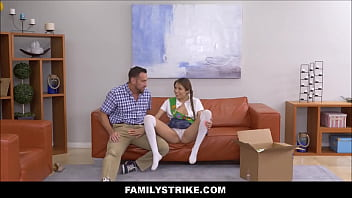 Tiny Asian Teen Girlscout Fucked By Stepdad