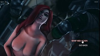 Legends of anal porn Katarina anal fuck - league of legends - porn game