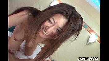 Hot Big Tits Asian Babe Nailed Super Hard Here