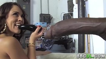 Latina Loves Interracial Hardcore With A Big Black Cock In Her Ass