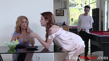 Mom Supervises Son And Daughters Sexual Adventures- Rosalyn Sphinx