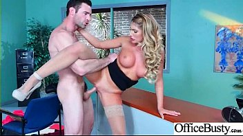 Office Slut Girl (August Ames) Enjoy Hardcore Intercorse mov-09