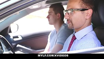 MYLF - Busty Milf Takes a Ride On a Young Stud