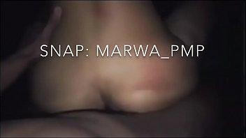 Marwa beurette se fait defoncer le cu