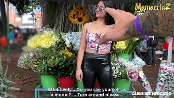 MAMACITAZ - #Leidy Silva - Big Ass Sexy Colombiana Take Turns In Hot Threeway Fun
