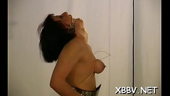Breast bondage movies free Obedient slut wants breast bondage stimulation on web camera