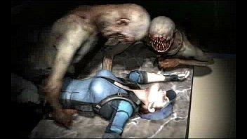 Resident Evil Game Over Work In Progress