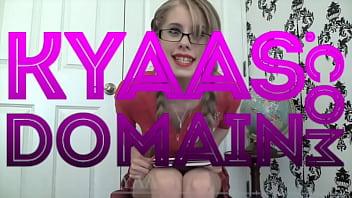 Upskirt Schoolgirl Manipulation GODDESS KYAA FEMDOM thumbnail