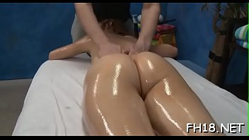 Beauty gets her anal hole group-fucked for the 1st time in life