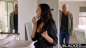 Screwmywife interracial - Blacked pop star ariana marie first interracial