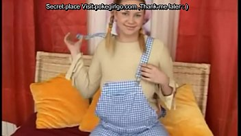 Farmers Teen Daughter Chubby Fucking Pigtails