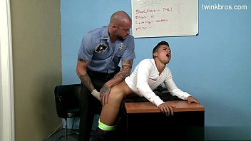 Twinks and cops mature tubes - Brutal son cum inside