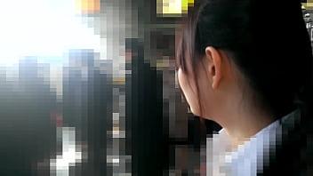 Real Groper For High School Girls In Japaese Train