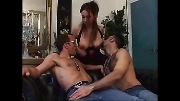 Hot bisexual treesome MMF - France