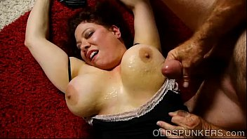 Beautiful busty BBW MILF is a very hot fuck pornhub video
