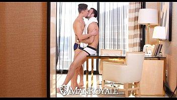 Gay man sexy swimsuit - Manroyale - horny boyfriends fuck cum part 2