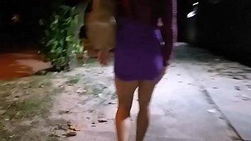 Flagra Bianca Naldy Aprontando na Rua. Mais em XV Red !