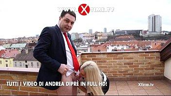 Andrea Diprè like a PornStar..a real Fucking machine!!!