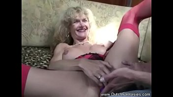Ancient Granny From Holland Fuck