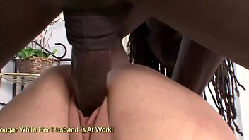 Little Blonde Holli Star Gets Nailed By A Big Black Dude