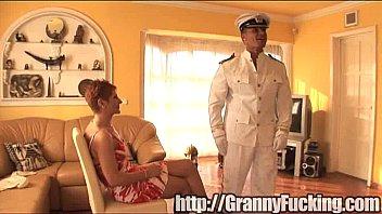 granny Fucking Her Sailor