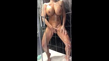TheCamStars.com  -  It's Shower  time I am ready for your cock