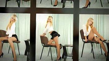 Sheer pantyhose girls Young nylon