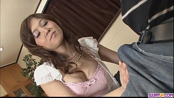 Gorgeous Brunette Babe Mai Hanano Making Out And Screwed - More At Slurpjp.com
