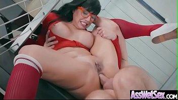 Huge Ass Sexy Girl (Mercedes Carrera) Love Deep Hard Anal Intercorse video-21