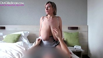 Breast low Barbara intense big tit grabs